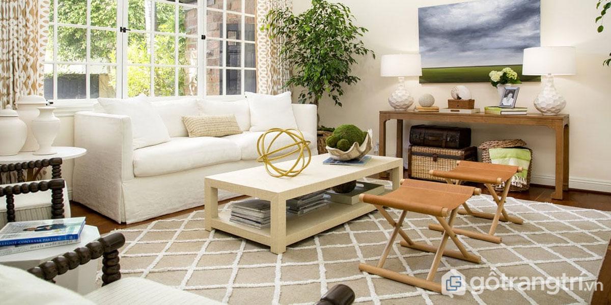 Phong cách nội thất eco là gì? Đặc trưng cơ bản của nội thất eco