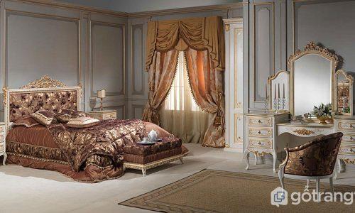 Ứng dụng phong cách baroque trong thiết kế nội thất nhà ở như thế nào?
