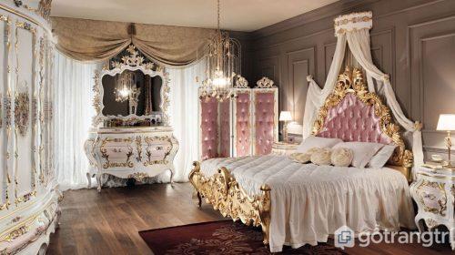 Phong cách nội thất baroque là gì? Những đặc trưng cơ bản của baroque