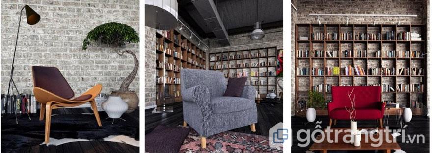 Đồ nội thất luôn sử dụng vật liệu từ gỗ (Ảnh: Internet)