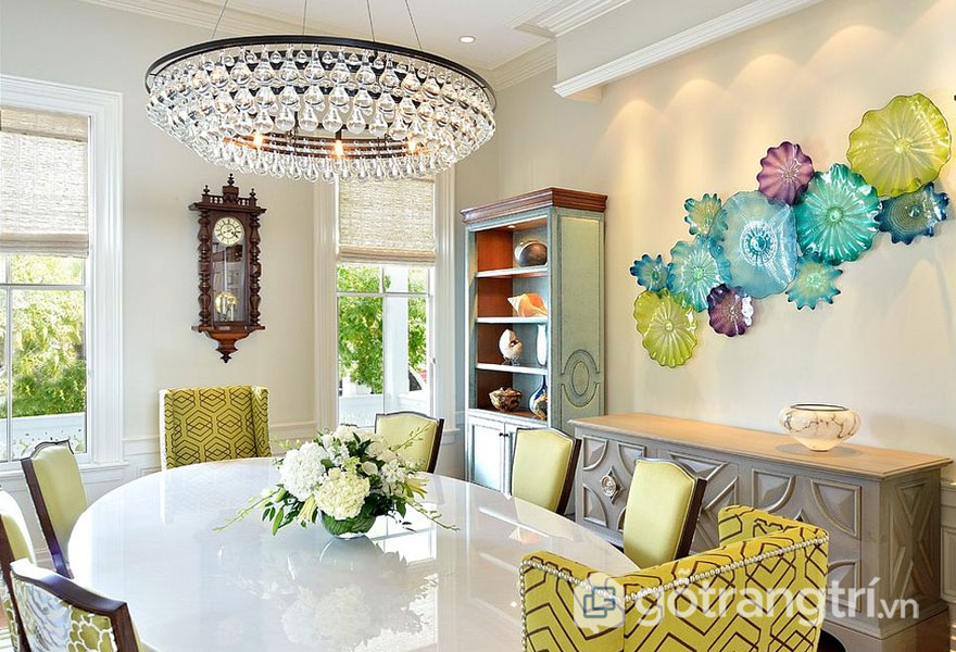 Làm mới không gian sống khi đưa phong cách nội thất tropical vào nhà ở (Ảnh: Internet)