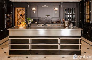 Thép không gỉ - vật liệu công nghiệp hiện đại cho gian bếp của bạn