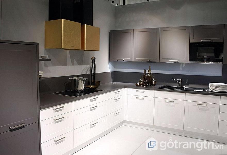 Thép không gỉ được ứng dụng trong nhà bếp - ảnh internet