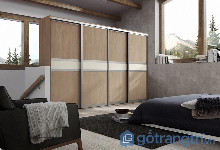 Ứng dụng của ván mfc vào thiết kế nội thất - ảnh internet