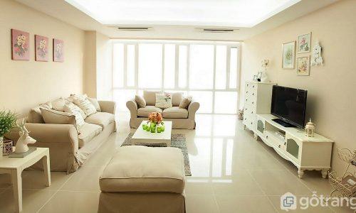 [ Ý tưởng ] 15+ mẫu trang trí phòng khách chung cư đẹp không thể rời mắt