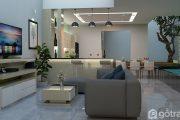 5 tiêu chí giúp bạn thiết kế phòng khách đẹp, sang trọng, không tốn nhiều chi phí