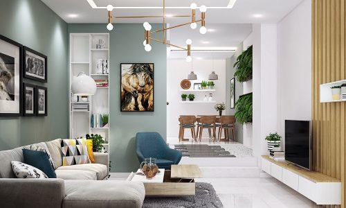 Top 15+ mẫu thiết kế phòng khách hiện đại, sang trọng đẹp hút ánh nhìn