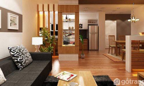 Ngất lịm trước 20+ phòng khách căn hộ đẹp, bắt kịp xu hướng 2019
