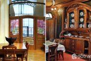 Phong cách Art Nouveau - Đặc trưng nội thất nghệ thuật tuyệt đẹp Nouveau