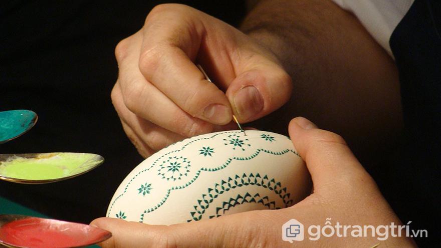 Làm đồ handmade trang trí bàn làm việc