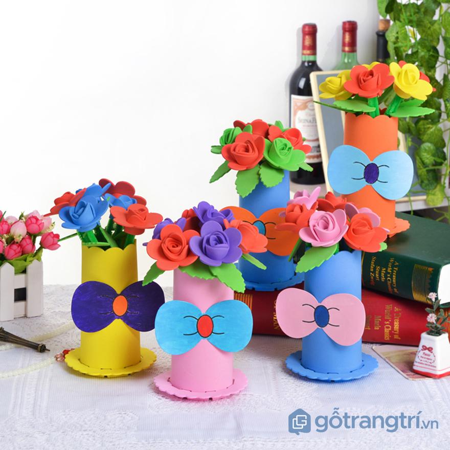 Đồ handmade trang trí bàn làm việc đẹp