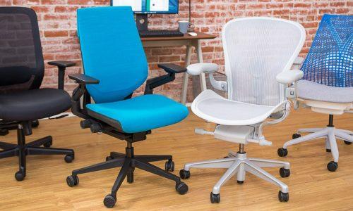 Ghế trang trí văn phòng - Nội thất thiết yếu dành cho công sở