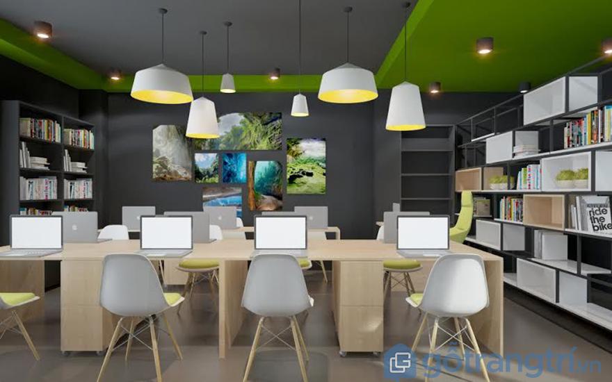 Giá trị thẩm mỹ của ghế trang trí văn phòng