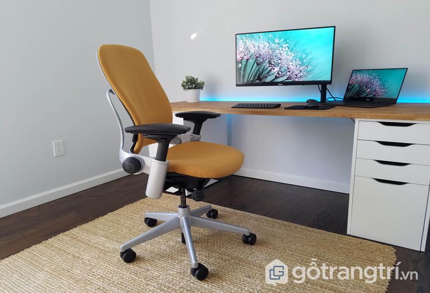 Vai trò của ghế trang trí văn phòng