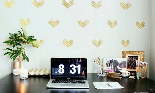 Giấy dán tường văn phòng – sự lựa chọn hoàn hảo cho công sở