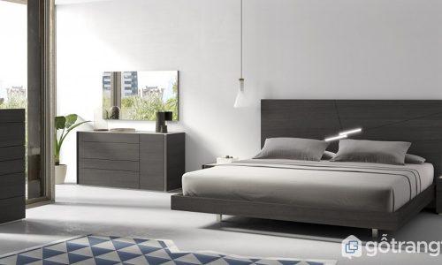 Mách bạn cách chọn giường ngủ gỗ veneer chuẩn cho không gian