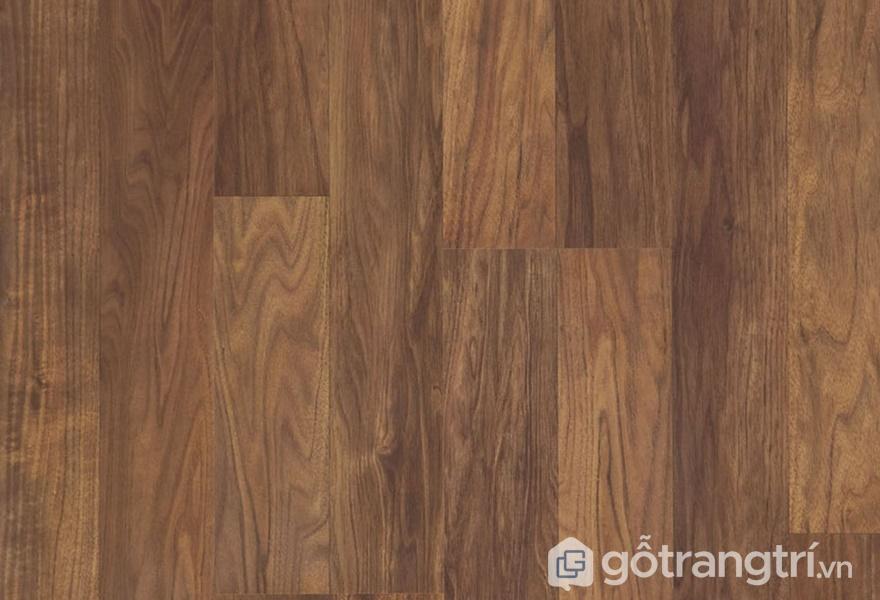 Sàn nhà gỗ óc chó - ảnh internet