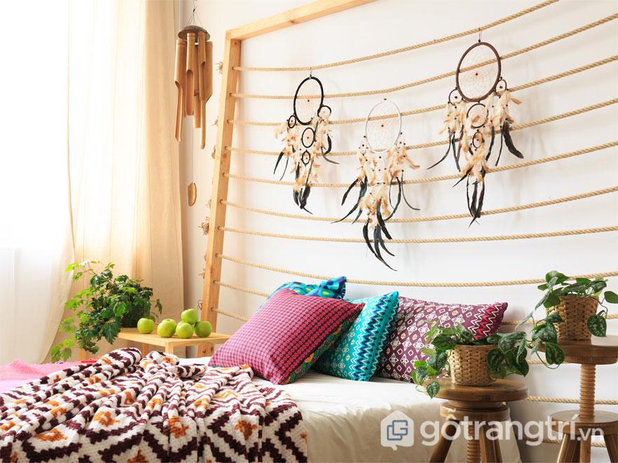 Ý tưởng mới chất lừ khiến phong cách eco trong nội thất luôn cuốn hút (Ảnh: Internet)