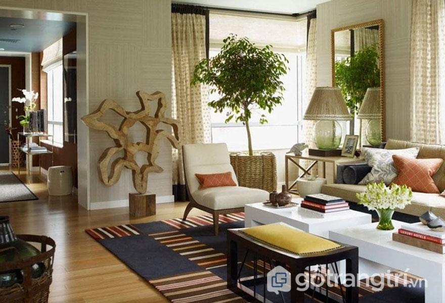 Lý do gì khiến phong cách nội thất eco trở thành xu hướng nổi trội nhất 2019? (Ảnh: Internet)