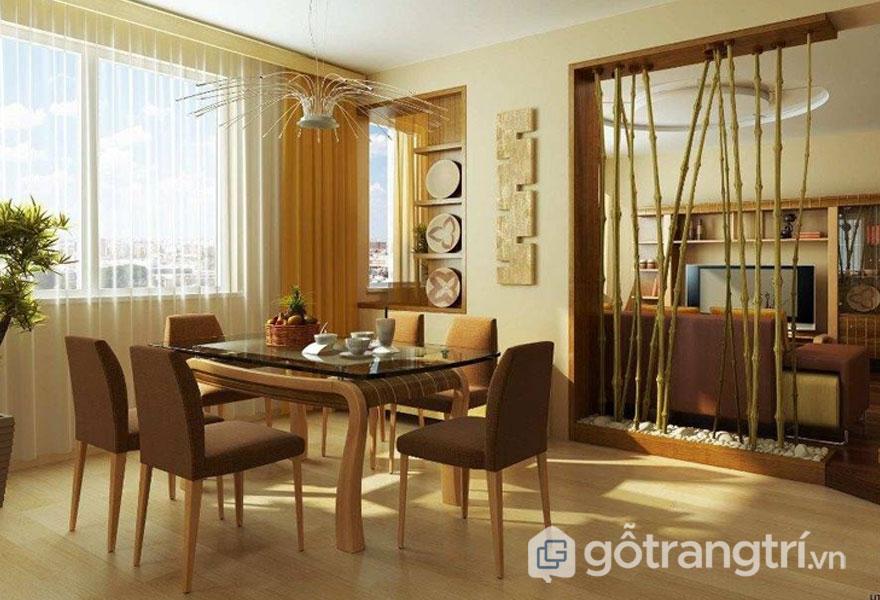 Phong cách nội thất Eco luôn luôn trang trí nhã nhặn, cuốn hút (Ảnh: Internet)