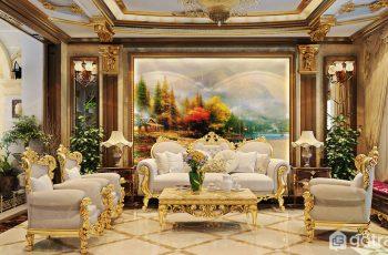 Tìm hiểu những đặc trưng cơ bản của phong cách nội thất truyền thống