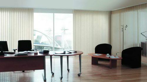 Rèm văn phòng - Làm đẹp không gian từ điều bình dị nhất