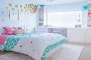 10 gợi ý trang trí phòng ngủ cho bé gái nhất định không thể bỏ qua