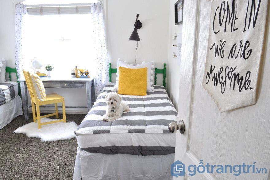 phụ kiện trang trí phòng ngủ cho bé gái