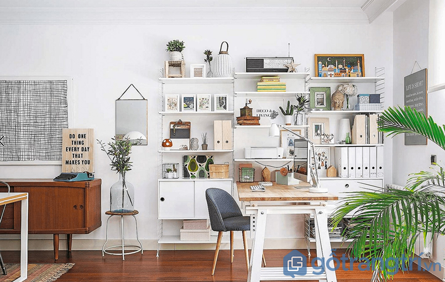 Ý tưởng trang trí văn phòng với cây xanh