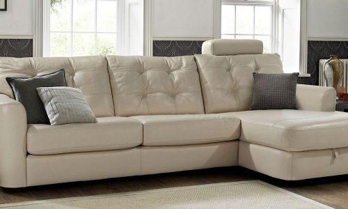 Thách thức bài trí không gian nhỏ hẹp với sofa giường nhập khẩu