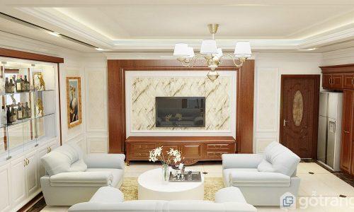 15+ mẫu trang trí phòng khách đẹp hiện đại sang trọng bậc nhất