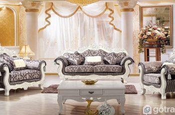 BST sofa tân cổ điển giá rẻ, tạo điểm nhấn ấn tượng cho không gian