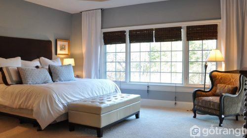 Chọn sofa phòng ngủ nhỏ giúp bạn giảm căng thẳng sau một ngày dài