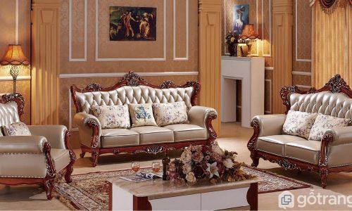 Sở hữu ngay mẫu bàn ghế sofa đẹp, cao cấp cho căn hộ chung cư