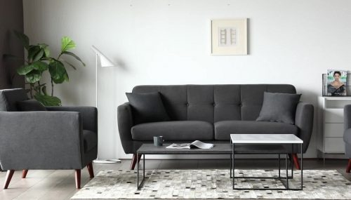 Nắm bắt xu hướng chọn ghế sofa đẹp hiện đại cho phòng khách