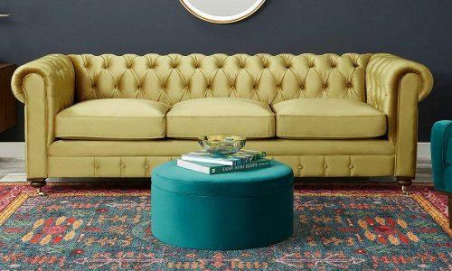 Khám phá BST ghế sofa đơn dài dành cho phòng khách hiện đại
