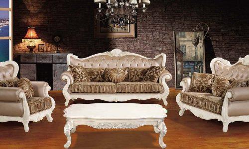5 lưu ý khi chọn ghế sofa đơn cổ điển cho không gian phòng khách