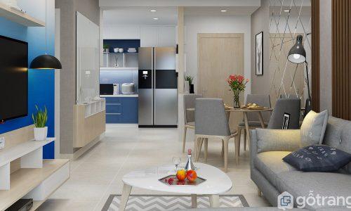 Học chuyên gia 3 cách trang trí nội thất phòng khách tạo điểm nhấn