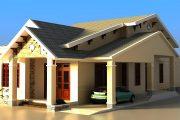 Tổng hợp những bản vẽ nhà cấp 4 nông thôn chi tiết chất lượng