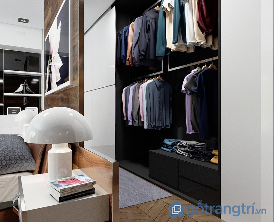 cách trang trí phòng ngủ bằng nội thất thông minh