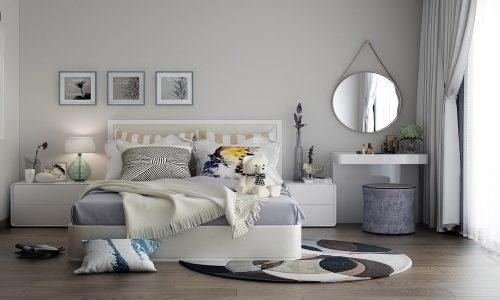 Bật mí cách trang trí phòng ngủ bằng đồ handmade có 1-0-2