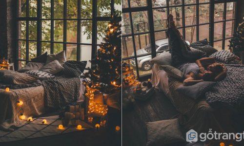 Bạn biết gì về đèn dây trang trí phòng ngủ?