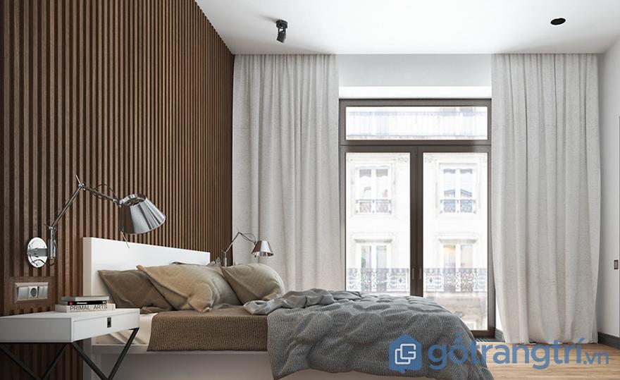Đèn led trang trí phòng ngủ hiện đại