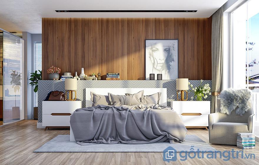 Đồ trang trí phòng ngủ đẹp