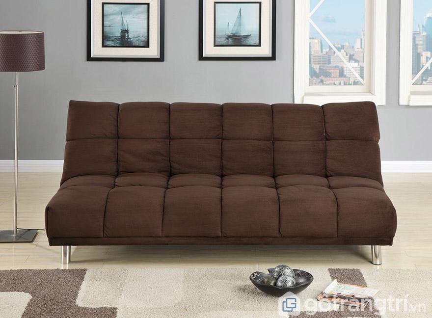 Bạn có thể chọn những mẫu sofa để dễ dàng cho việc vệ sinh.