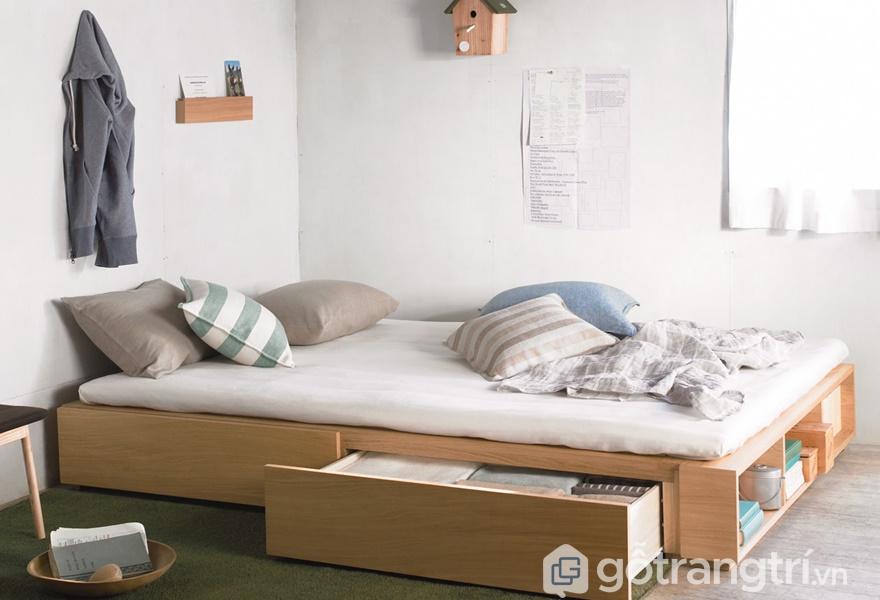Gỗ veneer trong thiết kế và trang trí phòng ngủ - ảnh internet