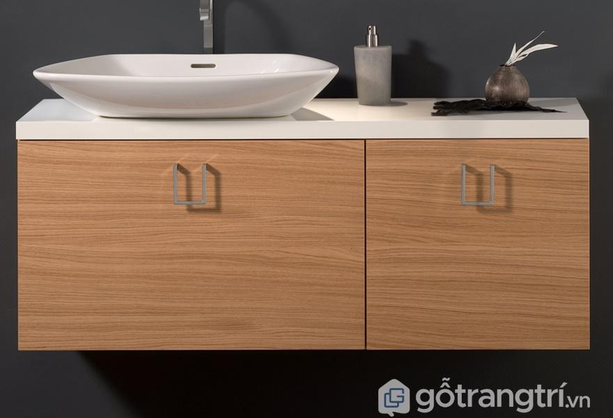 Ứng dụng gỗ veneer sồi trong thiết kế nội thất - ảnh internet