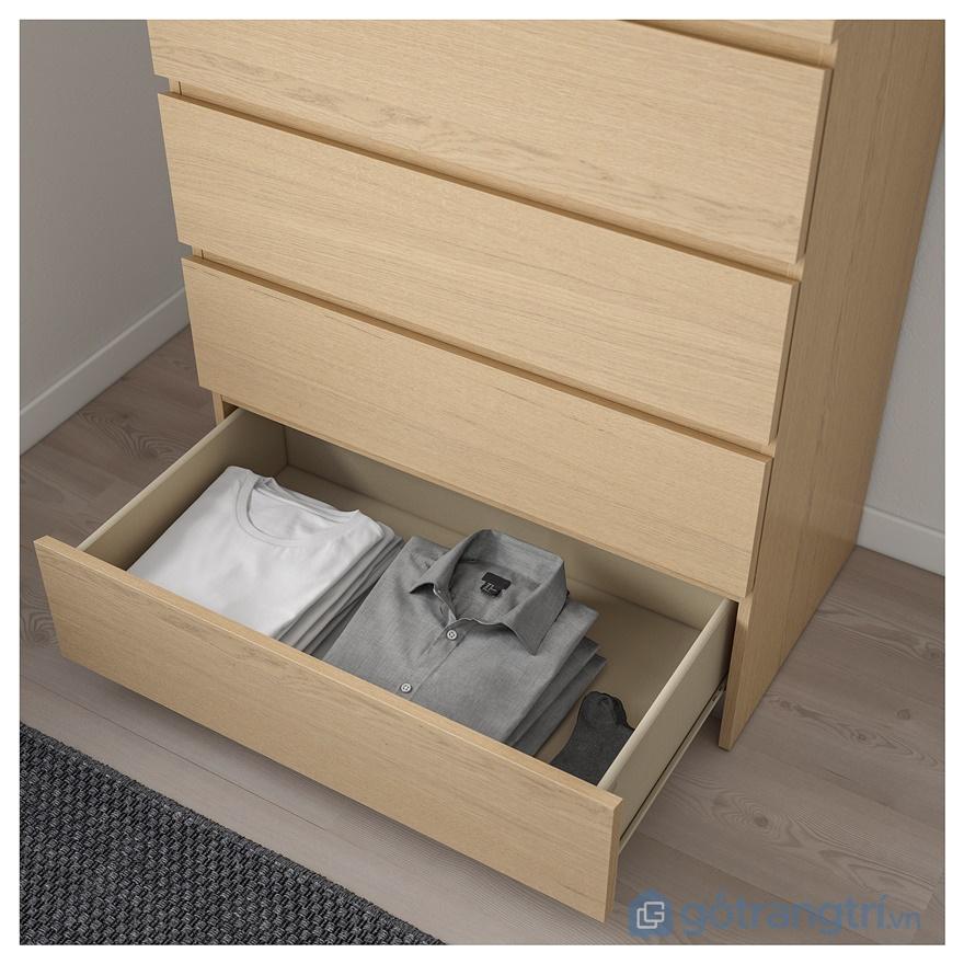 Ứng dụng gỗ veneer trong thiết kế nội thất - ảnh internet