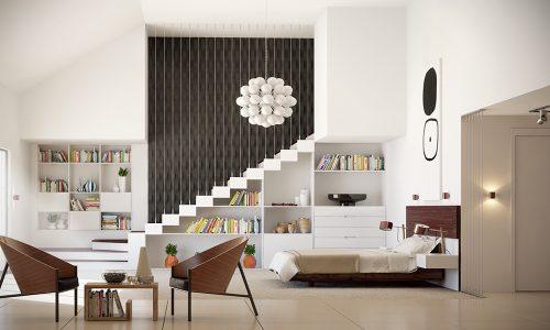 Điểm danh 10 mẫu kệ trang trí phòng ngủ thịnh hành nhất 2019
