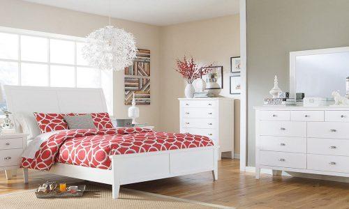 Màu sơn phòng ngủ vợ chồng cho hôn nhân thêm ngọt ngào viên mãn